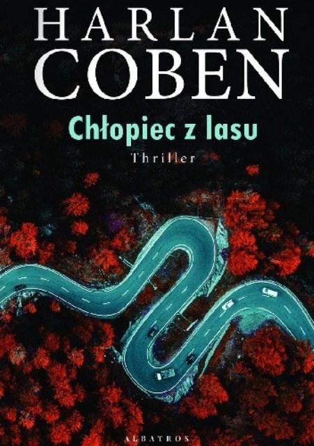Harlan Coben - Chłopiec z lasu - okładka książki