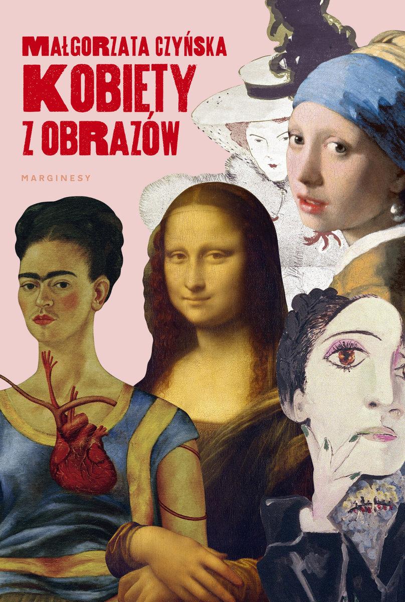 Małgorzata Czyńska - Kobiety z obrazów - okładka książki