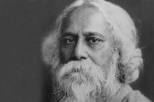 Rabīndranāth Tagore - fotografia