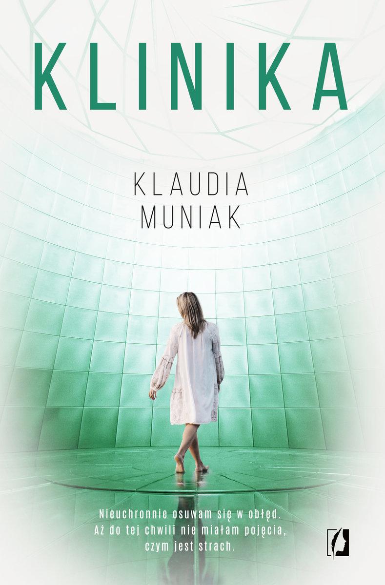 Klaudia Muniak - Klinika - okładka książki