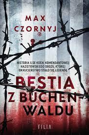 Max Czornyj - Bestia z Buchen-Waldu - okładka książki