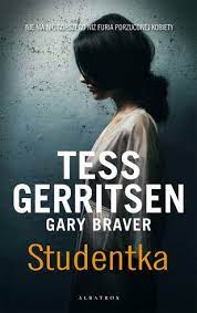 Tess Gerritsen - Studentka - okładka książki